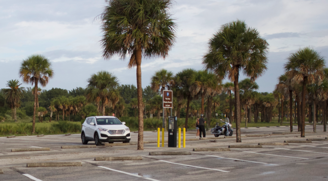 Clearwater Beach Parking