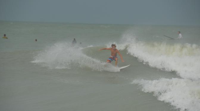 Hurricane Hermine Gulf Surf Gallery
