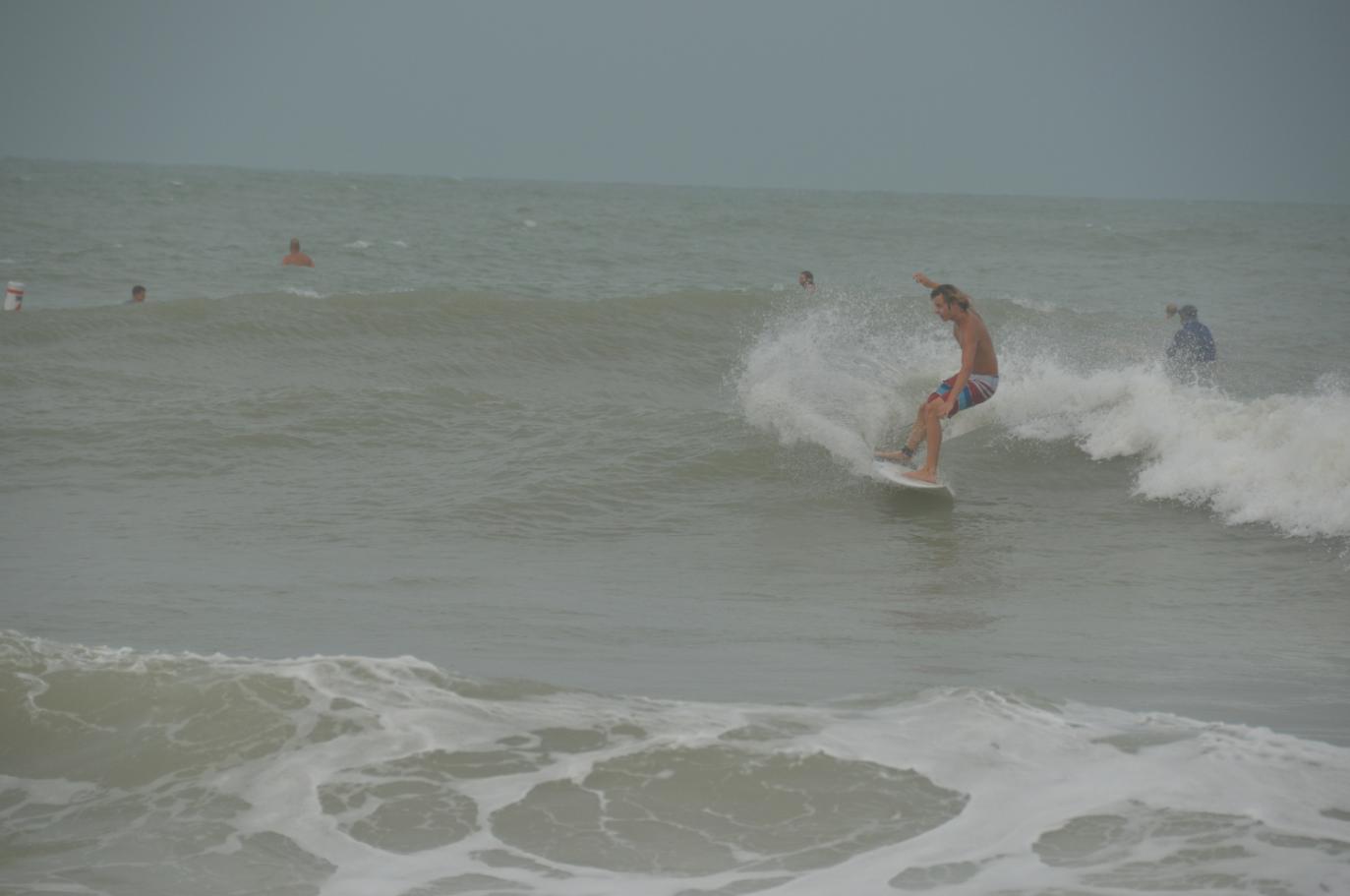 Hurricane Hermine Gulf Surf Gallery WwwSurfingtheGulfcom - 16 epic surfing photos