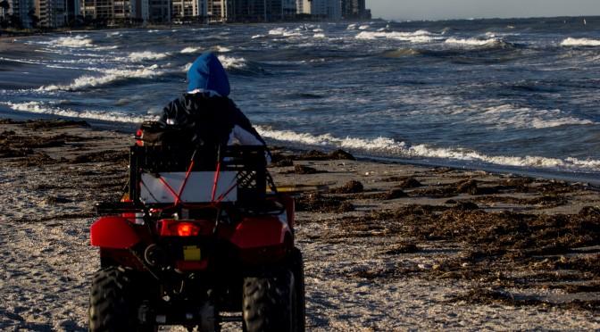 Barrier Islands Renourishment Project