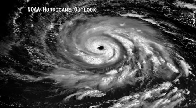 NOAA Hurricane Outlook