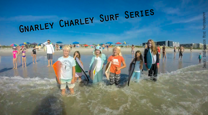 The Gnarly Charley Surf Series July Contest