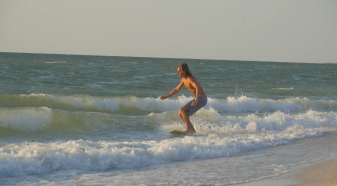 Skimboarding at 880 Mandalay Ave, Clearwater Beach, Florida