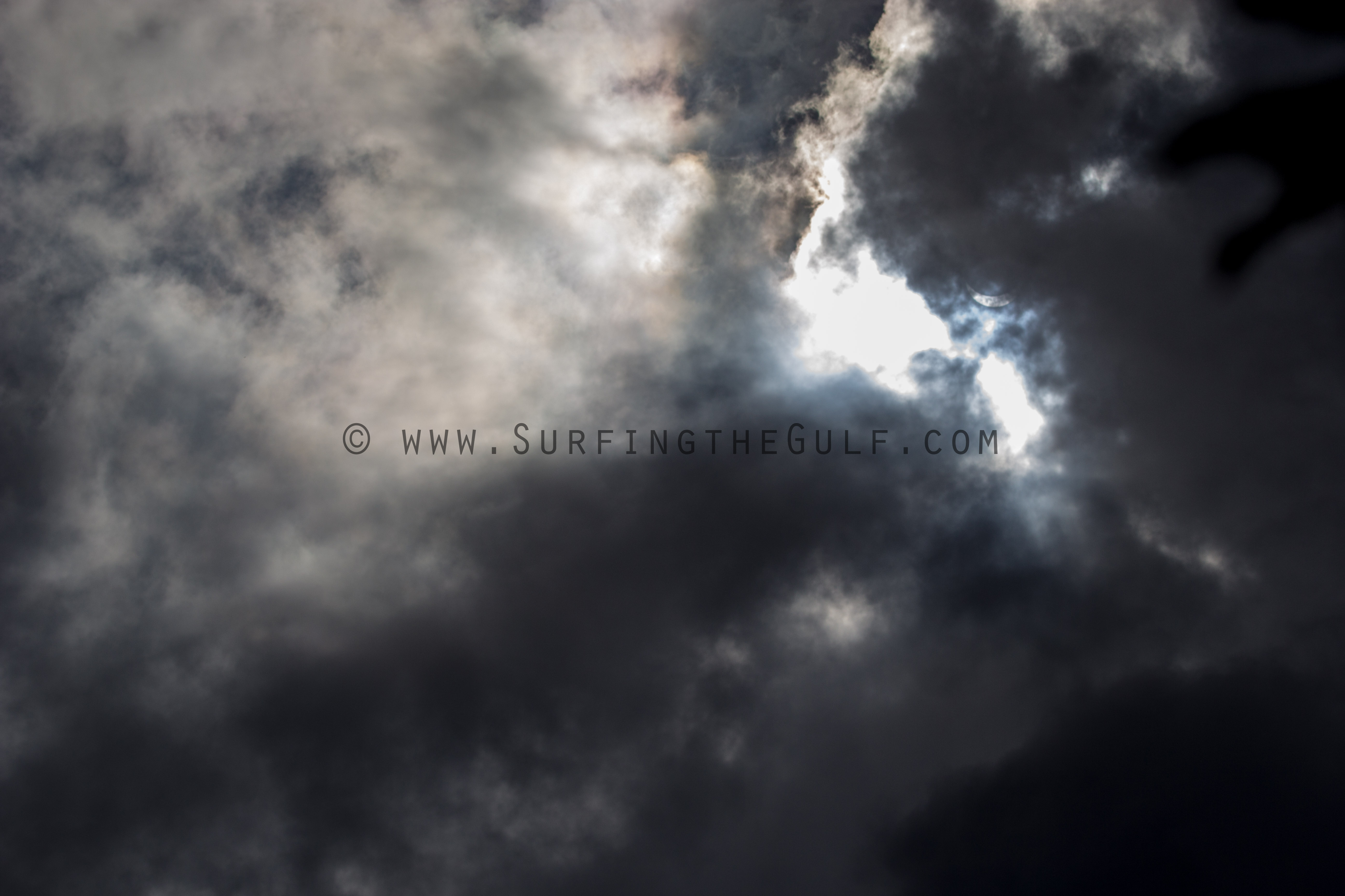 Solar eclipse pictures from west florida surfingthegulf solar eclipse pictures from west florida nvjuhfo Image collections