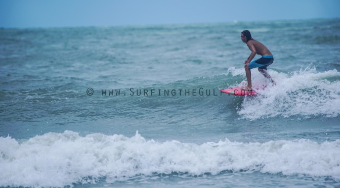 Surfer Reily Coto Last Spring At Honeymoon Island State Park, The Gallery