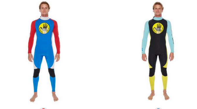 Retro Wetsuit from Body Glove