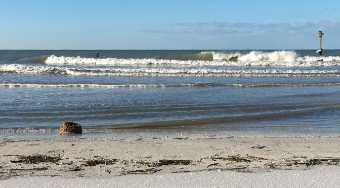 Surf's Up Surf Report: Monday, 8:30am, 10/30/17
