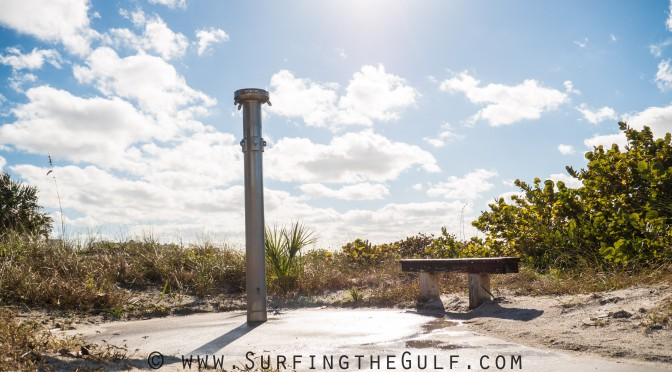 Sand Key, Florida Surfing Gallery: The first week of January.