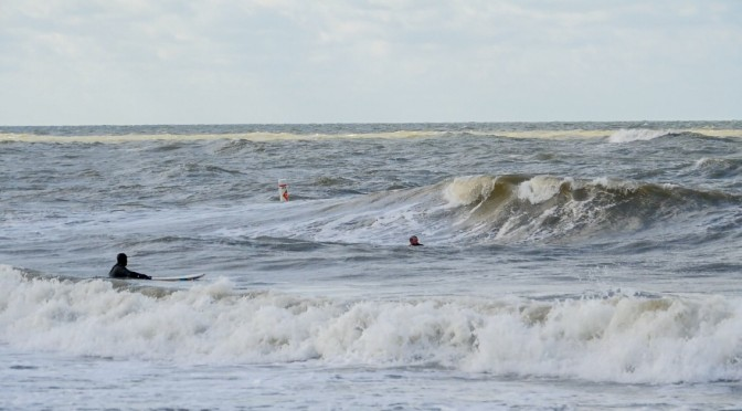 Surf's Up Surf Report: Frigid January, Noon & 3:30pm, Thursday 01/04/18