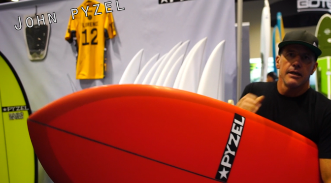 Surfboard Shapers at the Surf Expo, January 2018