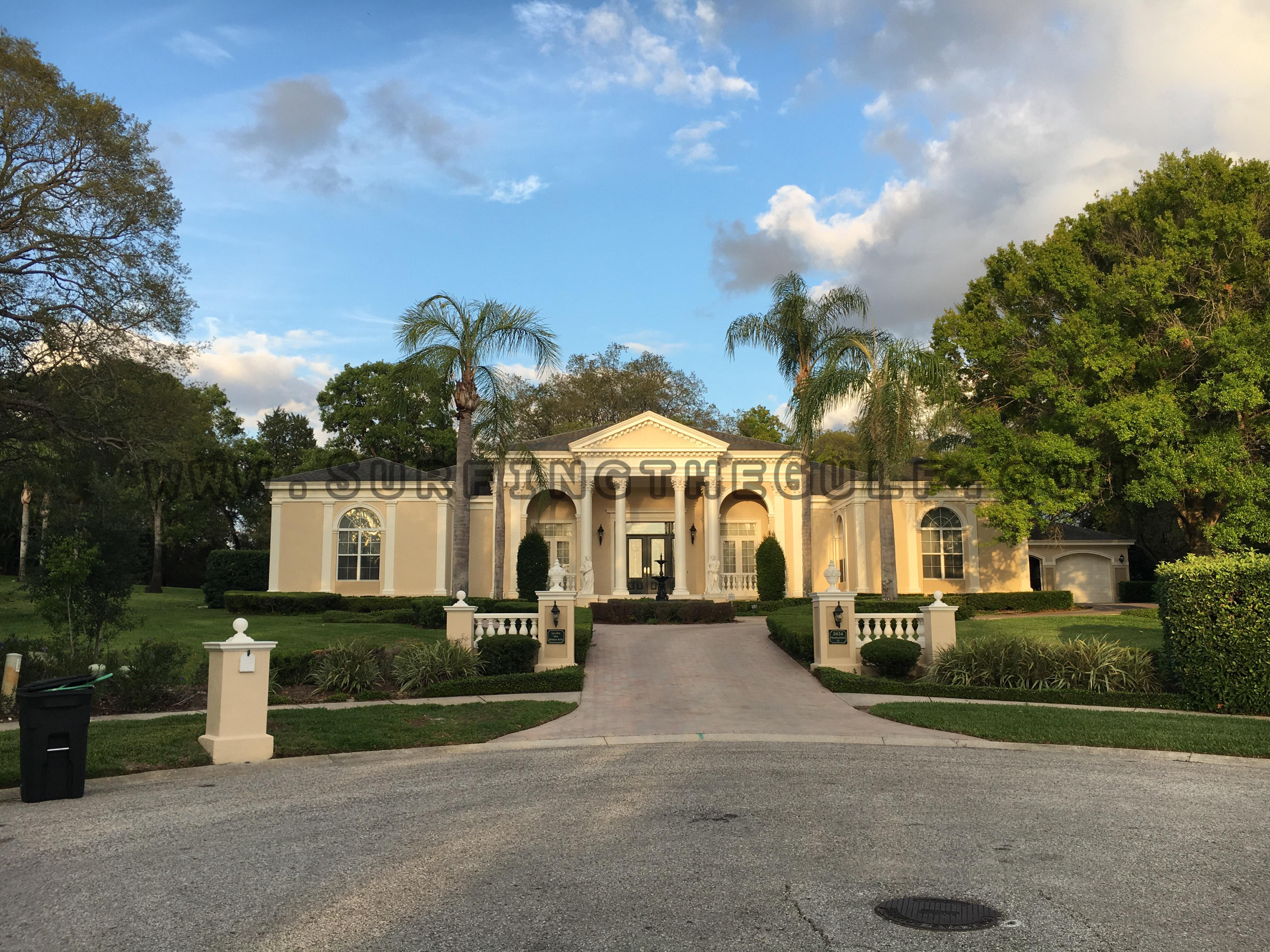 Lake Bryan Florida Property