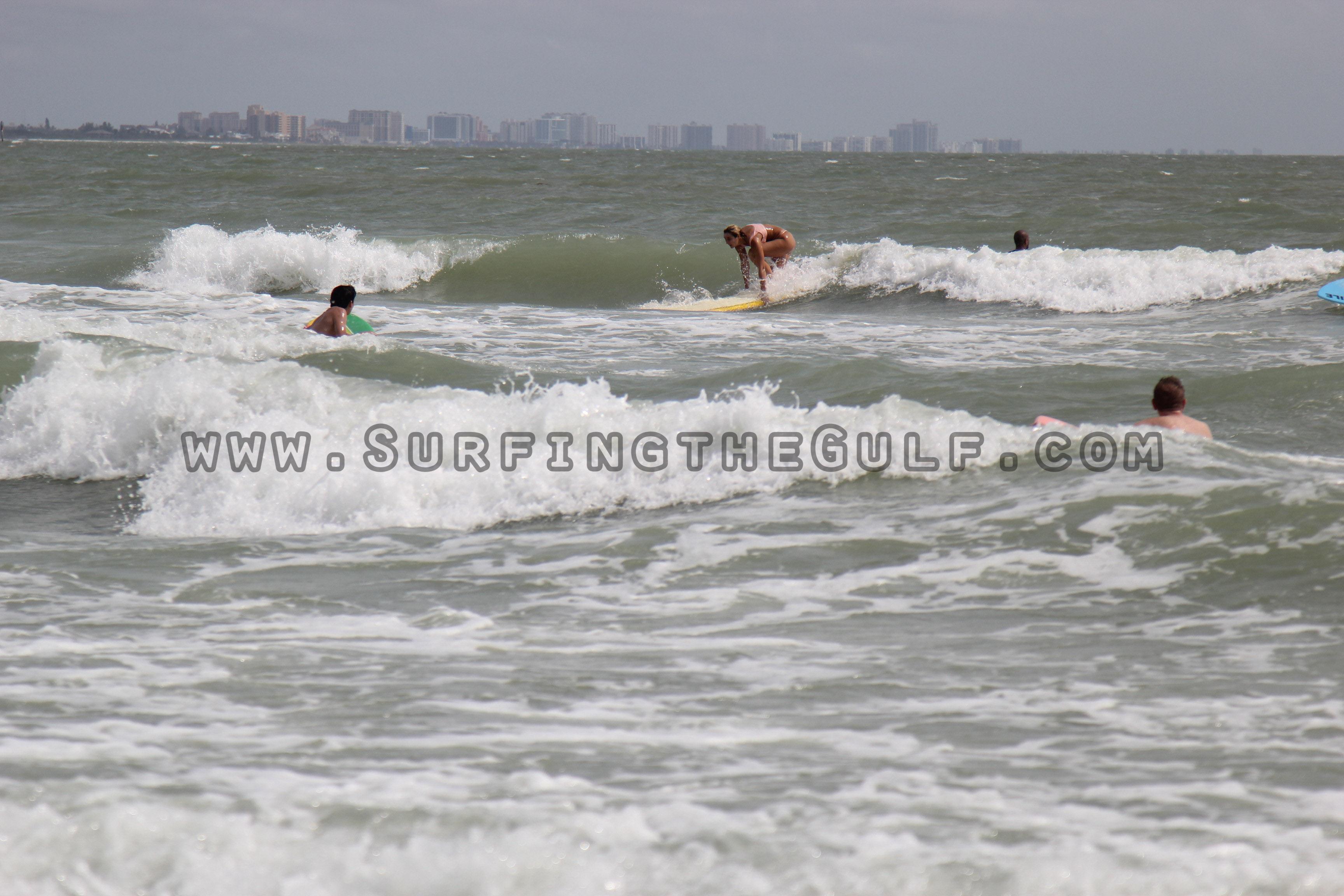 Surf Fishing Miami Beach